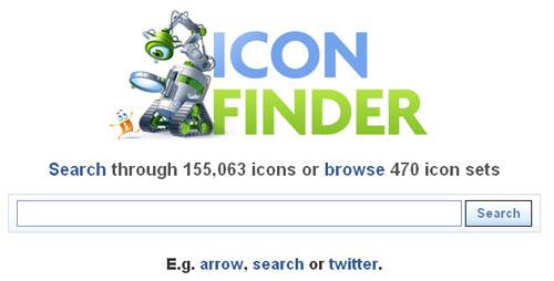 Онлайн сервис поис иконок