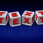 Оформление текста в онлайн режиме