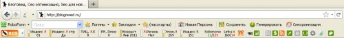 RDS bar Firefox