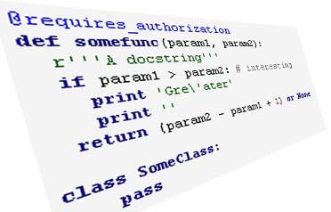 Подсветка синтаксиса (кода)