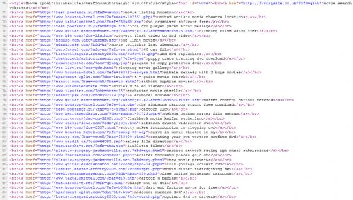 Взломали блог WordPress