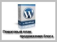 Пошаговый план продвижения блога, блог по вебинару