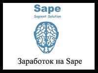 Внимание: 5 шагов к заработку в sape, или получаем зарплату из Интернета