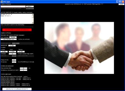 Бесплатные парсеры картинок, парсер Яндекс картинок, парсер Google картинок и парсер Рамблер картинок
