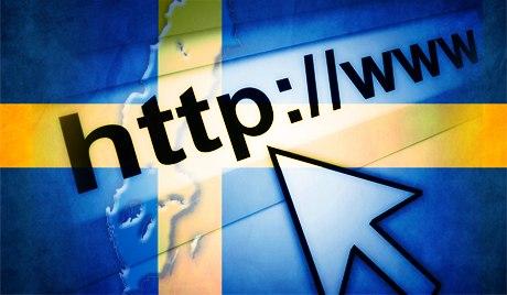Веб-индекс использования сети возглавила Швеция