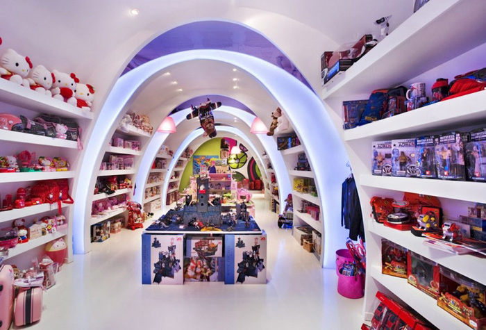 Создание сайта для магазина игрушек