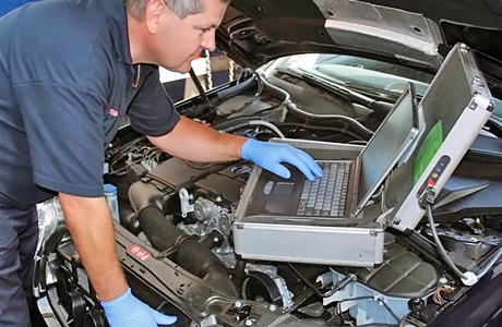 Как создать свой сайт по ремонту автомобилей?