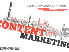 how to get more with SEO