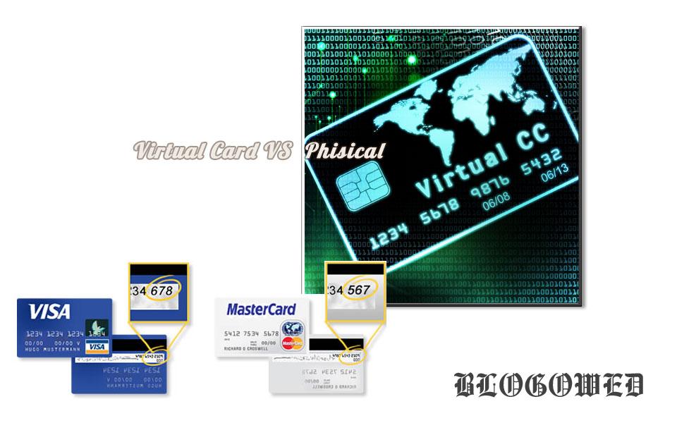 Виртуальная карта против физической кредитки