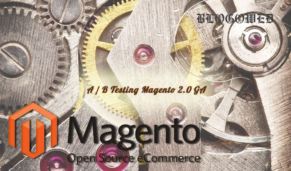 Magento A B Testing